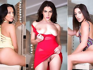 CINEDOE - Sexcapades with Abella Danger and Valentina Nappi