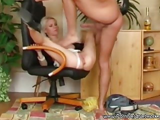 European MILF Loves The Sexy