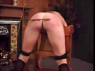 The way to the spank bench
