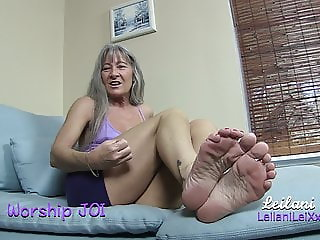 Foot Worship JOI TRAILER