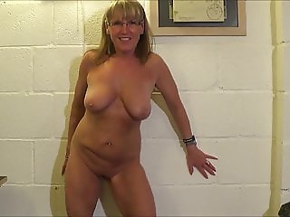 Full Back Knicker's Naked office Dance