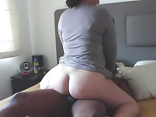 British wife grinds a BBC