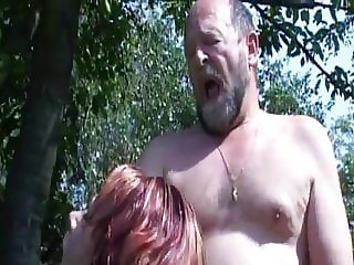 Old dicks, young chicks - 41. #grandpa #old man