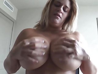 Step Sister Wanks Me Off POV