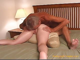 Daddy LOVES her ass and CREAM PIE