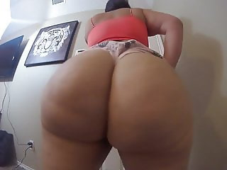 Sexy Big Ass Sabella Monize
