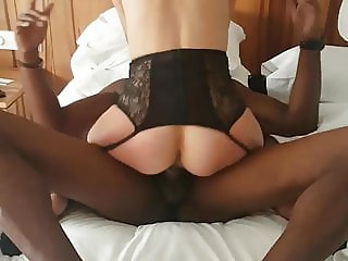 French cuckold shared wife interracial D
