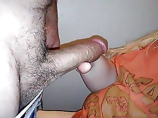 Teasin DADDY cock