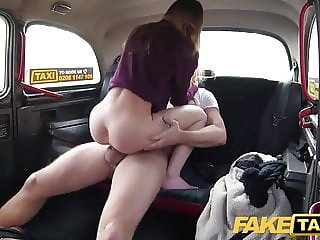 Fake Taxi Petite French babe loves big czech dick