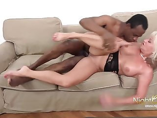 GRANNY vs BLACK COCK