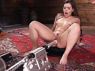 Kimber Woods Gets Down and Dirty