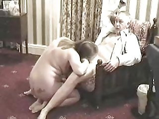 Jayne Ford Give Blowjob, then strips Ian Ford on Cam