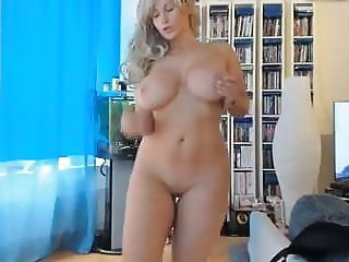 Awesome women 43yo front of webcam MILF BBW Mature