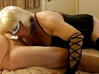 Sissy CD Amber's hotel party BJ 8-16-18 8th Cock