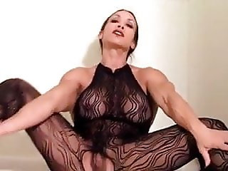 Sexy milf with big clit
