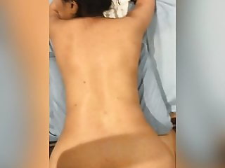 NRI girl fucked from behind