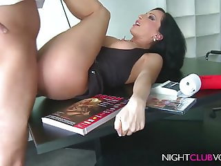Office Fuck with a Hot german Bitch