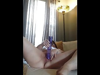 Stolen video of neighbors wife selfie masturbation