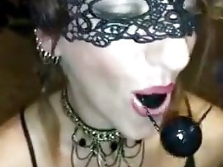 ANAL BEADS-SLAVE WIFE PART 2