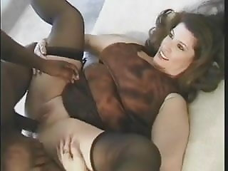 Monica loves hard anal sex and blowjob