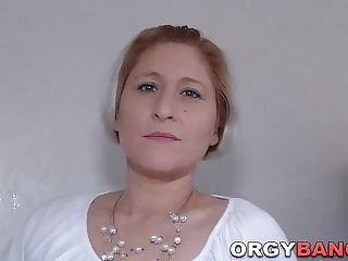 European milf bangs group