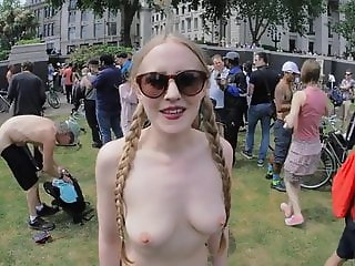 nude blonde talking and talking lwnb p1