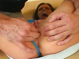 Teen Brooke balantyne gets ass fucked hard