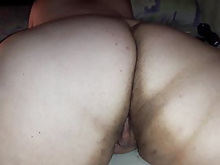 Shaking my booty after hot fuck