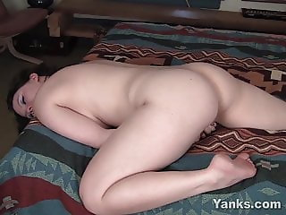 Yanks Teen Treasure Masturbating