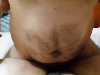 Wife and husband amateur homemade