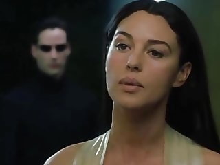 Monica Bellucci - Sexiest Matrix Movies Compilation Ever!