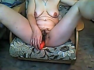 MILF Masturbating with her Sex Toys