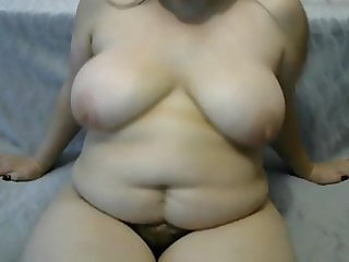 fat woman with hairy pussy