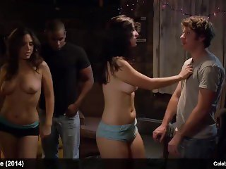 Celeb Vanessa Sheri & Other Babes Naked And Lingerie Erotic Movie Scenes