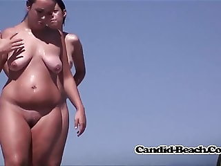 Nudist Big Ass Fat Pussy Naked Milfs Spied On Beach