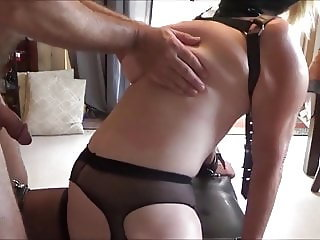Session master takes his pleasure