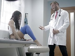 Kira Noir has to participate in an experiment