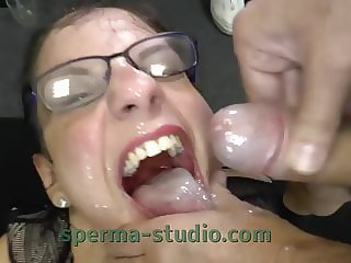 Sperma-Studios Cum Cum Secretary Nora - Long Version