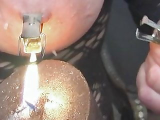 Self torture and squirt
