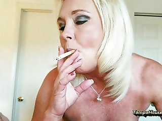 Ms Paris and Her Amateur Theater-Smoking Sex