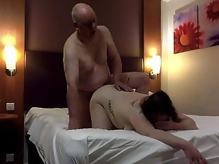 Mel cums and then John fucks her doggy