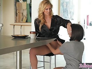 Mom Knows Best - Cherie DeVille Darcie Dolce - Eat Your