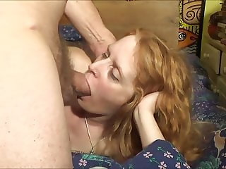 Amateur British wife Daisy fucked and a mouthful of cum!