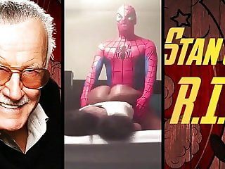 (MTC) A Super Upskirt (In Memory Of Stan Lee)