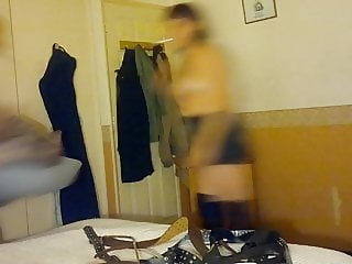 Bottom Blistered By Horny Wife