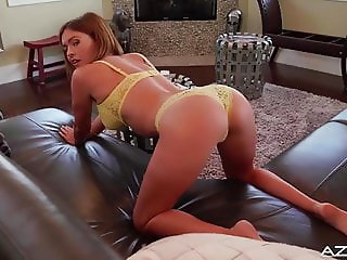 SEXY MILF TALKS DIRTY TO YOU WHILE MAKING HERSELF HAPPY