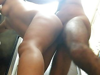 Quickie in the kitchen 2