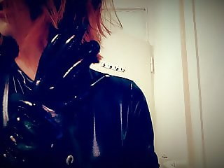 MissEmma with Latex Gloves