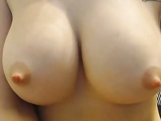Milf big firm tits big hard nipples hairy ginger pussy
