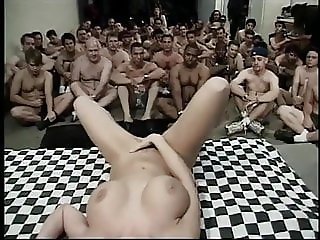 Sperm Junkie Cum Party